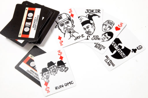 Sayori Wada - Mynority Classics / Hip Hop Playing Cards