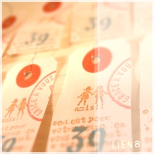 Lien8 original stamp