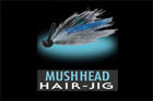 MUSH HEAD HAIR-JIG 3/8oz
