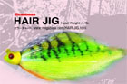HAIR-JIG 1/16oz