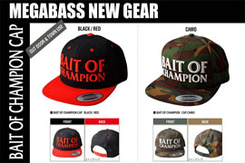 BAIT OF CHAMPION CAP