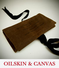 merchant&mills oilskin products