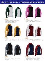 アディダス(adidas) スウェットフーディー OHZONEカスタマイズモデル(カラー【01】)
