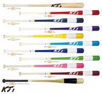 KT1 ノックバット(カラー【DBN】ダークブラウン×ナチュラル)
