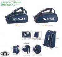 ハイゴールド 3WAYバッグ(カラー【NW】ネイビー×ホワイト)