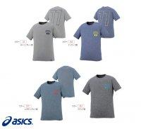 アシックス(asics)プラシャツ(カラー【12】ストーングレー杢)