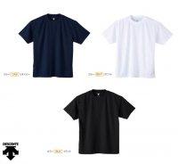 デサント(DESCENTE)Tシャツ(マークなし)(カラー【WHT】ホワイト)(130・140・150・160)