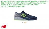 ニューバランス(NB) テニスシューズ 2E(カラー【PL3】)