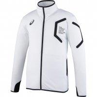アシックス(asics) トレーニングジャケット (カラー【01】ホワイト)