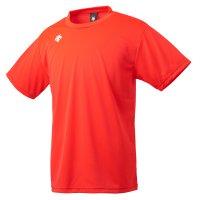 デサント(DESCENTE) ワンポイントハーフスリーブシャツ (カラー【ORG】オレンジ)
