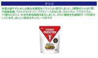 パワープロダクションMAXLOADウエイトアップ3,5kg(チョコレート味)