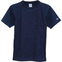 Champion(チャンピオン) リバースウィーブTシャツ (カラー【330】インディゴ)
