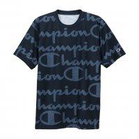 Champion(チャンピオン) CヴェイパーTシャツ (カラー【370】ネイビー)