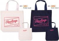 ローリングス(Rawlings)トートバッグ 27L (カラー【IVRD】アイボリー/レッド)