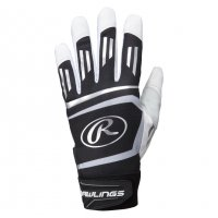 <img class='new_mark_img1' src='//img.shop-pro.jp/img/new/icons21.gif' style='border:none;display:inline;margin:0px;padding:0px;width:auto;' />ローリングス(Rawlings)バッティング手袋 両手 (カラー【B】ブラック)