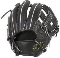 KT1 硬式グラブ(二塁手・遊撃手用)(カラー【B】ブラック)