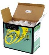 プラスチックトレーニングボール PLA-ONE 120ケ(10ダース)入(カラー【W】)
