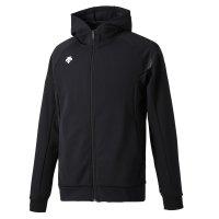 デサント(DESCENTE)トレーニングジャケット(カラー【BLK】ブラック×チャコール)