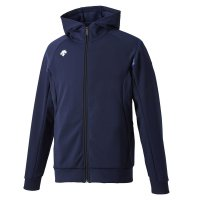 デサント(DESCENTE)トレーニングジャケット(カラー【UNV】Uネイビー×ネイビー)