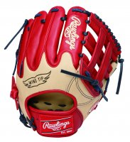 <img class='new_mark_img1' src='https://img.shop-pro.jp/img/new/icons1.gif' style='border:none;display:inline;margin:0px;padding:0px;width:auto;' />ローリングス(Rawlings)HOH MAJOR STYLE 軟式グラブ(内野手用) (カラー【CAM/SC】キャメル/スカーレット)