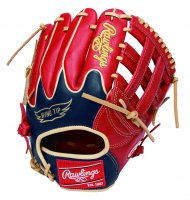 <img class='new_mark_img1' src='https://img.shop-pro.jp/img/new/icons1.gif' style='border:none;display:inline;margin:0px;padding:0px;width:auto;' />ローリングス(Rawlings)HOH MAJOR STYLE 軟式グラブ(内野手用) (カラー【SC/N】スカーレット/ネイビー)