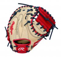 <img class='new_mark_img1' src='https://img.shop-pro.jp/img/new/icons1.gif' style='border:none;display:inline;margin:0px;padding:0px;width:auto;' />ローリングス(Rawlings)HOH MAJOR STYLE 軟式ミット(キャッチャー用) (カラー【CAM/SC】キャメル/スカーレット)