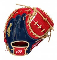 <img class='new_mark_img1' src='https://img.shop-pro.jp/img/new/icons1.gif' style='border:none;display:inline;margin:0px;padding:0px;width:auto;' />ローリングス(Rawlings)HOH MAJOR STYLE 軟式ミット(キャッチャー用) (カラー【SC/N】スカーレット/ネイビー)