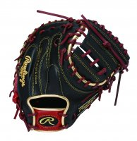 <img class='new_mark_img1' src='https://img.shop-pro.jp/img/new/icons1.gif' style='border:none;display:inline;margin:0px;padding:0px;width:auto;' />ローリングス(Rawlings)HOH MAJOR STYLE 軟式ミット(キャッチャー用) (カラー【B/SH】ブラック/シェリー)