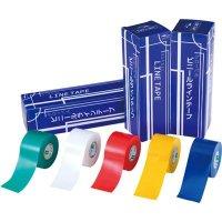 ラインテープ5cm幅 5巻入り(カラー【W】ホワイト)