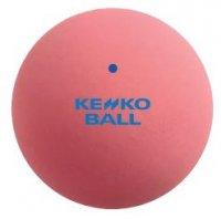 ケンコー(KEKO)スタンダード ソフトテニスボール(カラー【P】ピンク)