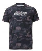 ローリングス(Rawlings)ワンナインTシャツ (カラー【B】ブラック)