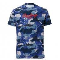 ローリングス(Rawlings)ワンナインTシャツ (カラー【BLU】ブルー)
