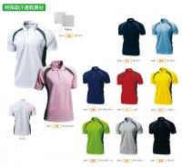 ベーシックテニスシャツ(110・120・130・140・150)