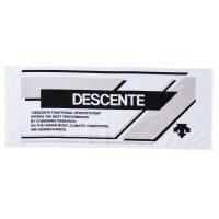 デサント(DESCENTE)プリントタオル(カラー【WHBK】)