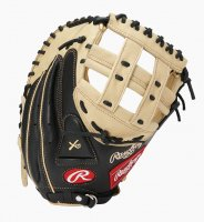 <img class='new_mark_img1' src='https://img.shop-pro.jp/img/new/icons1.gif' style='border:none;display:inline;margin:0px;padding:0px;width:auto;' />Rawlings(ローリングス) ソフト ハイパーテック レギュラーFIT(キャッチャー用)(カラー【CAM/B】キャメル/ブラック)