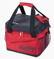 <img class='new_mark_img1' src='https://img.shop-pro.jp/img/new/icons1.gif' style='border:none;display:inline;margin:0px;padding:0px;width:auto;' />ローリングス(Rawlings)Cool マルチクーラーバッグ(カラー【RD/N】レッド/ネイビー)