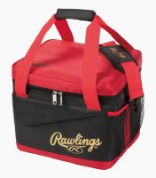 <img class='new_mark_img1' src='https://img.shop-pro.jp/img/new/icons1.gif' style='border:none;display:inline;margin:0px;padding:0px;width:auto;' />ローリングス(Rawlings)Cool マルチクーラーバッグ(カラー【B/RD】ブラック/レッド)