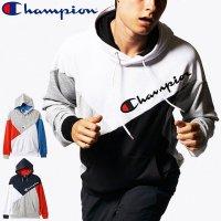 Champion(チャンピオン) スウェットパーカー (カラー【010】ホワイト)