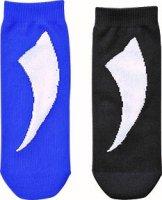バット先端保護カバー(カラー【B】ブラック/ホワイト)