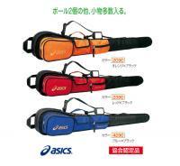 アシックス(asics) クラブバッグ1本用(カラー【2090】オレンジ×ブラック)