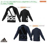 アディダス(adidas)スウェット(カラー【AB6524】COLNVY/BLK)