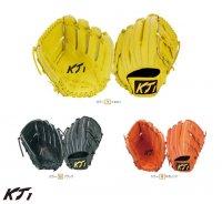 KT1 硬式グラブ(投手用)(カラー【B】ブラック)