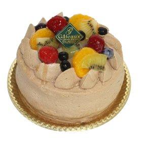 チョコクリームケーキ  15cm