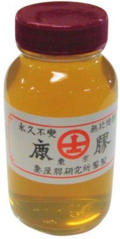 鹿膠 妻屋膠研究所製 150ml