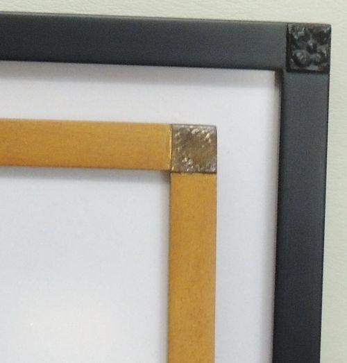 小町 太子 木製デッサン額縁 表面保護/アクリル(軽くて割れにくい)