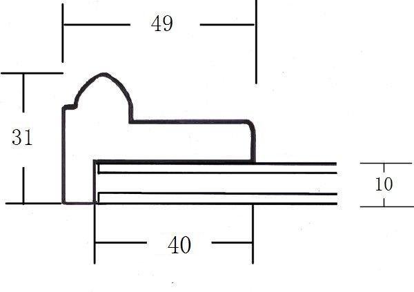 <img class='new_mark_img1' src='https://img.shop-pro.jp/img/new/icons1.gif' style='border:none;display:inline;margin:0px;padding:0px;width:auto;' />49額アンティークシルバー 額縁  豪華金箔木製品 多少難有り最終処分品