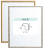 <img class='new_mark_img1' src='https://img.shop-pro.jp/img/new/icons1.gif' style='border:none;display:inline;margin:0px;padding:0px;width:auto;' />プラハ 大衣 水彩・デッサン額 華やか