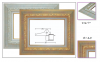 <img class='new_mark_img1' src='https://img.shop-pro.jp/img/new/icons25.gif' style='border:none;display:inline;margin:0px;padding:0px;width:auto;' />キブカ 120号【F/P/Mサイズ】大型商品※】(同梱不可・代引き不可商品※) 油彩額縁 アクリル仕様