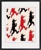 MEOMEO「狐の雨」 四切フレーム付き【数量限定】