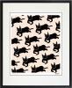 MEOMEO「猫の雨」 四切フレーム付き【数量限定】